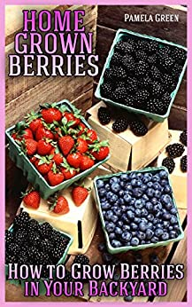 Home Grown Berries: How to Grow Berries in Your Backyard by [Green, Pamela ]