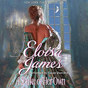 A Duke of Her Own Audiobook