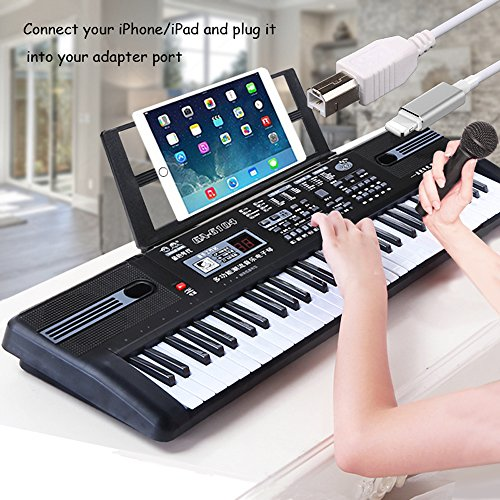 7 midi usb keyboard ☆ BEST VALUE ☆ Top Picks [Updated] + BONUS
