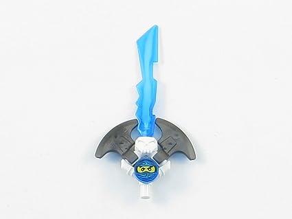 Amazon.com: LEGO Ninjago SkyBound Azul Oscuro Djinn espada ...