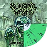 Slime & Punishment (Very Limited Mint Green with Black Splatter Vinyl) LP