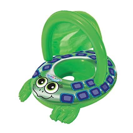 Amazon.com: Nadar Escuela Tortugas de mar bebé Barco. El ...