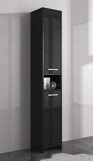 Amazon De Freistehend Badezimmer Schrank Hoch Schrank 168 Cm