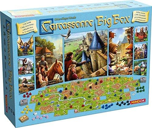 Carcassonne Big Box 6: Amazon.es: Libros en idiomas extranjeros