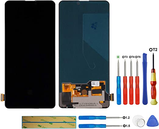 AMOLED Pantalla Compatible para Xiaomi Mi 9T M1903F10G / Xiaomi Mi 9T Pro/Xiaomi Redmi K20 / Xiaomi Redmi K20 Pro 6.39