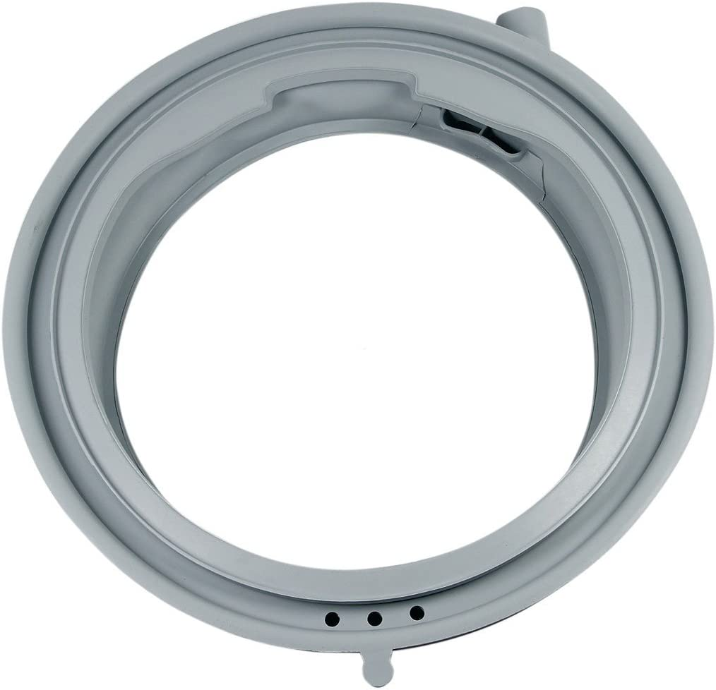 Junta de goma Vioks para puerta de lavadora, diámetro exterior de ...