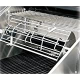 VIKING 8'' Stainless Steel Rotisserie Basket BQRB418T for 41'' VGBQ - T Series Gas Grills