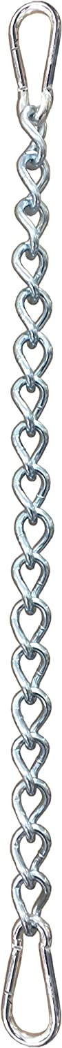 KLIFFH NGER Chain with Two carabiners, Variable Attachment for Hanging Chair 1 Different Designs