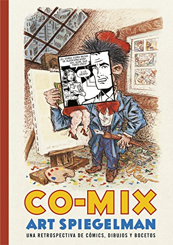 Descargar Libro Co-mix. A Retrospective Of Comics, Graphics And Scraps Art Spiegelman