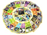 125 Rare Pokemon Cards with 100 HP or Higher njpCMV, (Assorted Lot with No Duplicates)