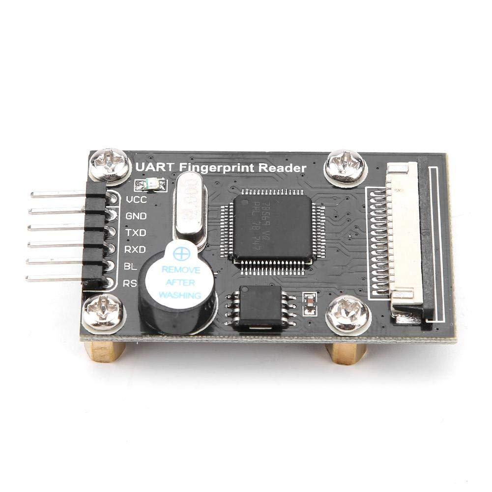 DIY STM32 módulo de colección de huellas dactilares, lector de ...
