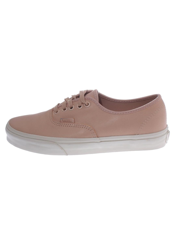 Vans Mens Authentic Low Top Lace Up Canvas Skateboarding Shoes B074CLSPXQ 4.5 M US|ピンク
