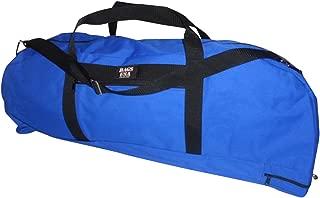 product image for BAGS USA Jumbo Baseball Bag, Equipment Bag, Softball Bag with Inside Pocket Made in U.s.a.