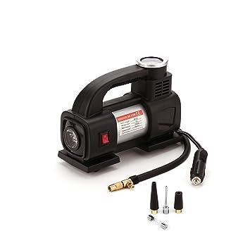 Portátil Auto Bomba de Compresor de aire, eléctrico 12 V DC Tire Inflator por 100