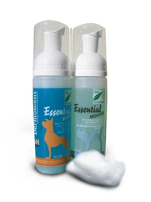 DERMOSCENT Champu espuma seca para gatos