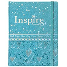 Inspire Bible for Girls NLT: The Bible for Coloring & Creative Journaling
