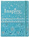 #5: Inspire Bible for Girls NLT: The Bible for Coloring & Creative Journaling