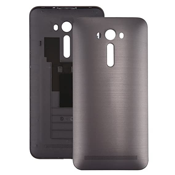 IPartsBuy For 55 Inch Asus Zenfone 2 Laser ZE550KL Back Battery Cover Silver
