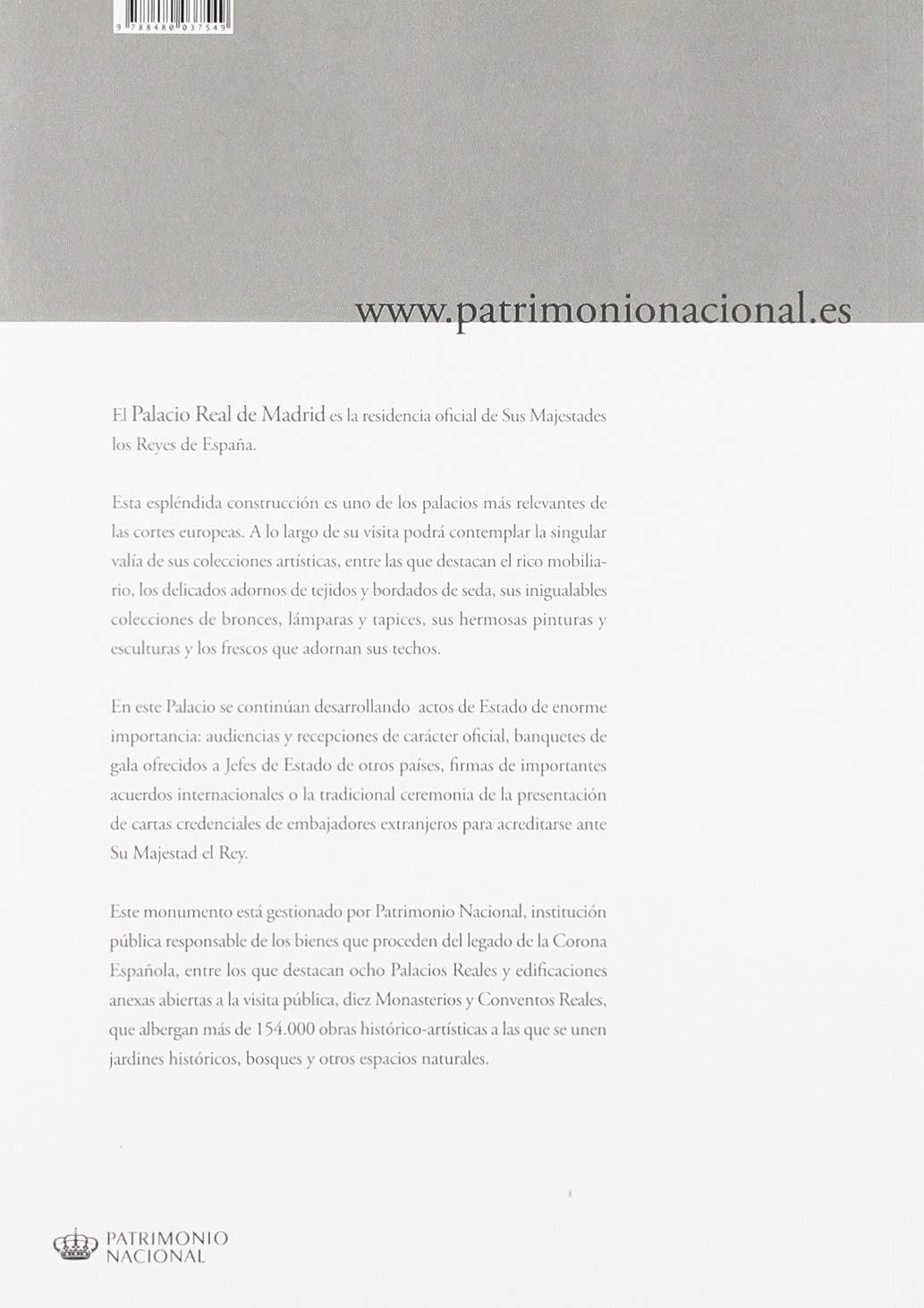 Guía Palacio Real de Madrid: Amazon.es: José Luis Sancho Gaspar ...