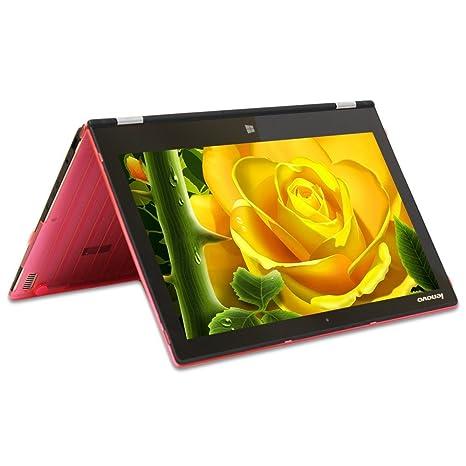 mCover - Carcasa rígida para portátil Lenovo IdeaPad rosa ...