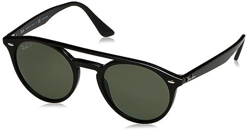 Ray-Ban 4279, Occhiali da Sole Unisex-Adulto, Nero (Negro), 51