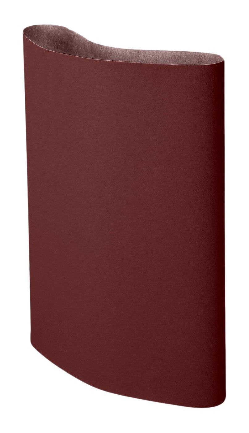 3M 12818 Cloth Belt 341D, 37'' x 60'' P180 X-Weight, Cloth Backing, Aluminum Oxide Abrasive Grit, 37.0'' Width, 60'' Length, (Pack of 5)