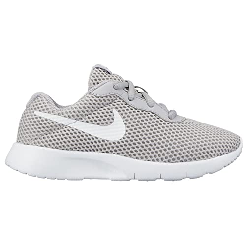 e747213361a2a3 Nike New Boy s Tanjun BR Sneaker Wolf Grey White 13  Buy Online at Low  Prices in India - Amazon.in