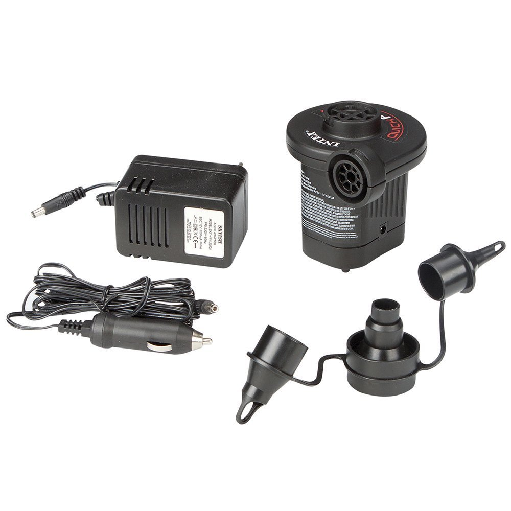 Intex Hinchador eléctrico  v cm