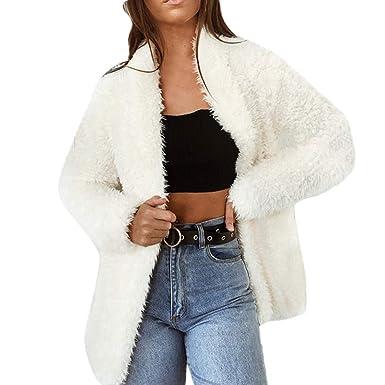 Btruely Herren Chaqueta Suéter Abrigo para Mujer, Abrigo con Capucha suéter Chaqueta de Manga Larga