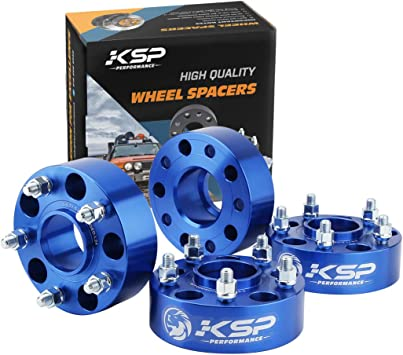 Wheel Spacers for Jeep 2 Years Warranty Goldenlion KSP 4Pcs Forged 1.5 5x5 to 5x5 Thread Pitch 1//2-20 Hub Bore 71.5mm 5 Lug Hub Centric 38mm Wheel Adapters for Grand Cherokee Commander XK Wrangler JK