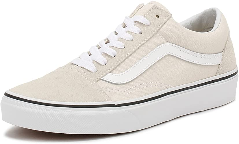 Vans Youth True Weiß Schwarz Alte Skool Sneaker