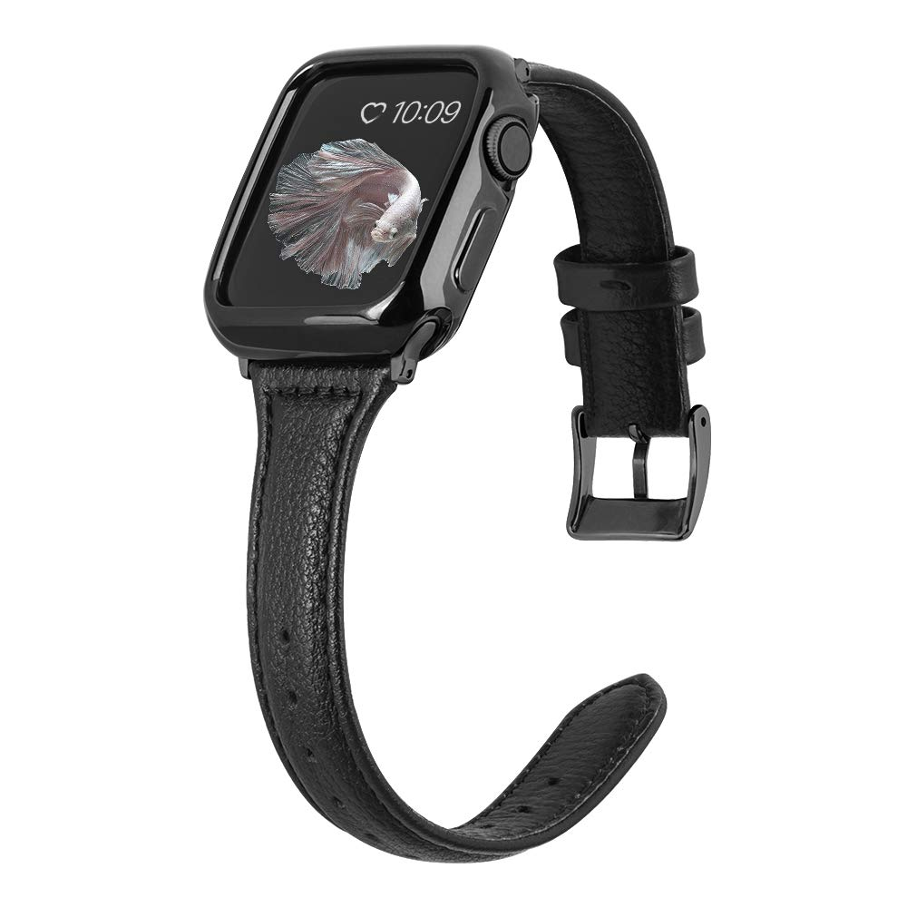 Malla Cuero para Apple Watch (38/40mm) MARGE PLUS [7SR665WF]