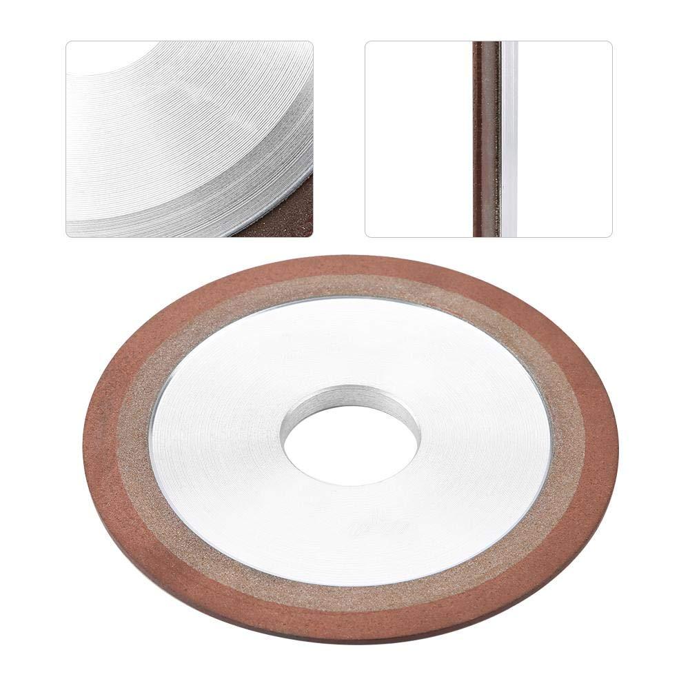 utensili rotanti 125 x 10 x 32 x 8 mm Disco diamantato in resina di tungsteno da taglio in acciaio al tungsteno