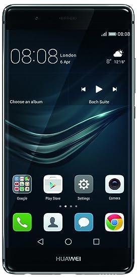 Huawei P9 Smartphone de 5.2 (Wi-Fi, Bluetooth, memoria de 32 GB ...
