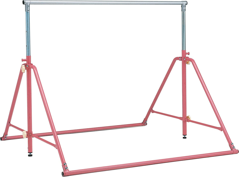 KAWAI 鉄棒 M型 ピンク