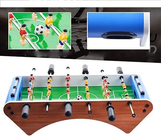 BXWQPP Futbolín Juego de Mesa de Madera Jugador Sólido Baby Foot ...