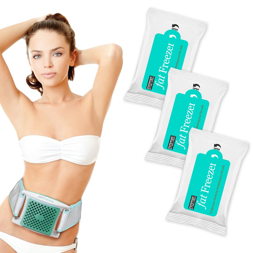 One & Only USA Freeze Pads (Replacement Pads) For Body Sculpting Fat Freezer Machine (PADS ONLY)