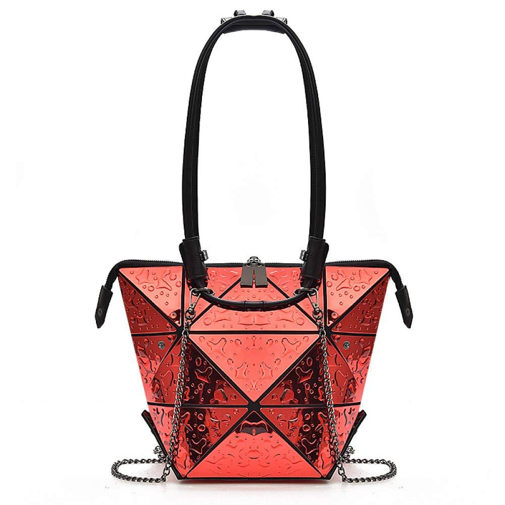 VIOY Mode-Trend Handtaschen Einkaufstaschen rhombische Kette Handtaschen Frauen Casual Einkaufstaschen Handtaschen 47991e