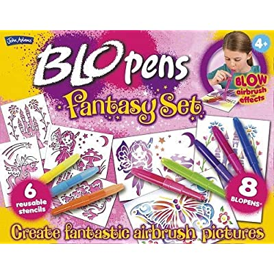 BLOPENS Fantasy Activity Set from John Adams: Toys & Games