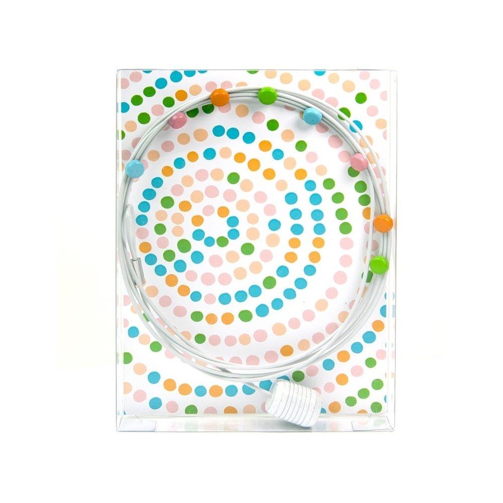 Aimant Experts Tf-tf3320Photo Magnétique fils avec 8aimants Pastel