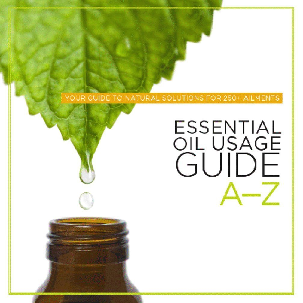 Essential Oil Usage Guide Z product image