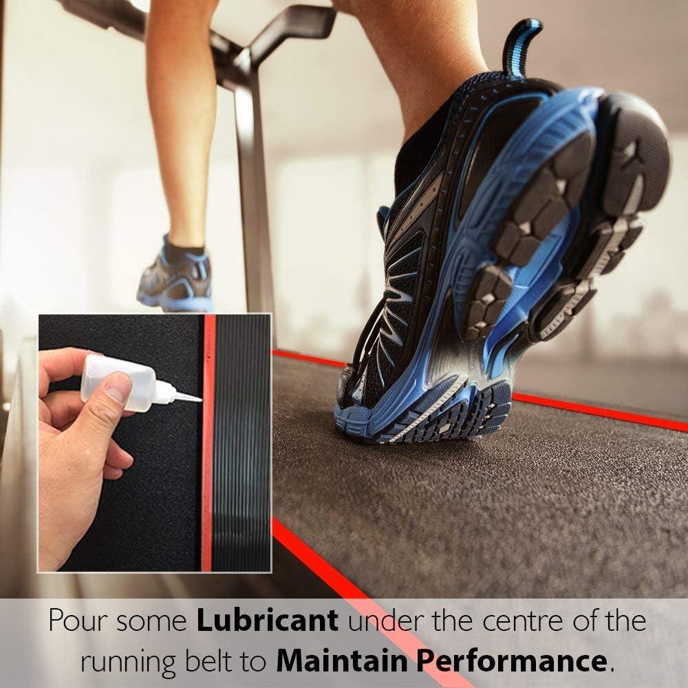 elektrisch mit Sport-App motorisiert digital zum Laufen und Gehen von Handys und Tablets faltbar RTUNASNFS Fitnessger/ät intelligent