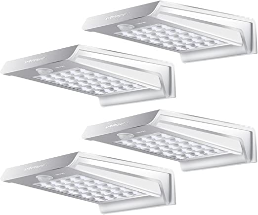 Amazon.com: Luces solares URPOWER. 20 luces solares LED ...