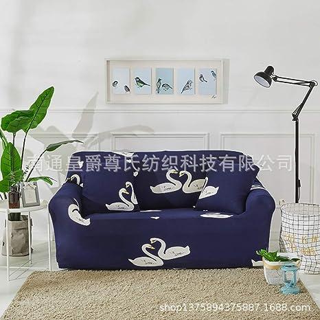 Amazon.com: W&lx - Cojín universal para sofá de cuatro ...