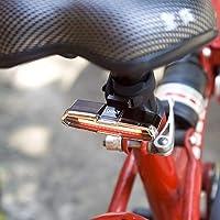 Lanterna Farol Traseiro Bike Recarregável Usb Led Jws Ws1808
