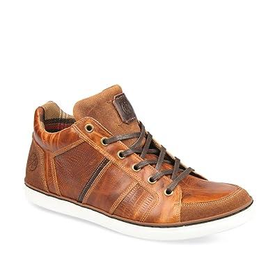Baskets Marron Et Homme Inconnu Chaussures Sacs B52 Chaussea Cdqcv8R