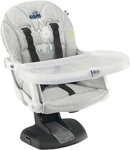 du Chaise monde Cam de S334226 Ideale enfant Gris Rehausseur 6gyYbf7