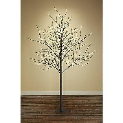 Amazon Com Everlasting Glow 8ft 540l Ww 8 Function Tree Home Decor