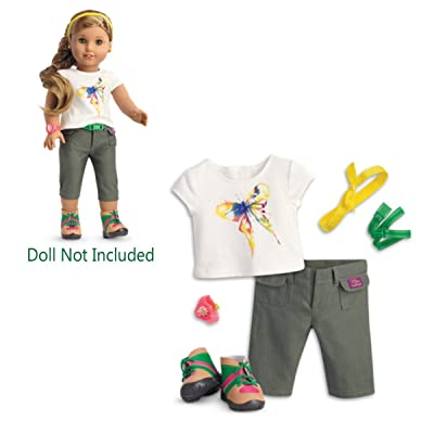 American Girl - Lea Clark - Lea\'s Rainforest Hike Outfit for Dolls of 2016: Toys & Games [5Bkhe0401418]