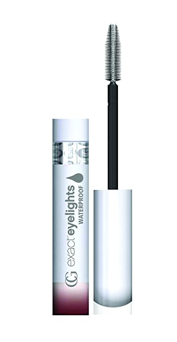 fd7478a9b70 Amazon.com : CoverGirl Exact EyeLights Waterproof Mascara, Black Ruby 725  (for Green Eyes), 0.24-Ounce Packages (Pack of 3) : Beauty